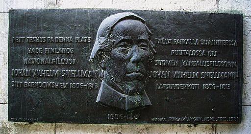 Snellmanin lapsuudenkoti Tukholmassa sijaitsee Tjärhovsgatan 5:ssä, Södermalmilla. Hän palasi Tukholmaan muutamaksi vuodeksi ollessaan riidoissa yliopiston johdon kanssa. Kuva: Wikimedia Commons.