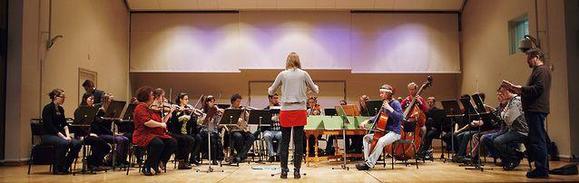 Martin Wegelius oli avainasemassa perustamassa Helsingin musiikkiopistoa. Opisto muutti sittemmin nimensä Sibelius-Akatemiaksi, Wegeliuksen oppilaan Jean Sibeliuksen mukaan. Kuva: Sibelius-Akatemia.