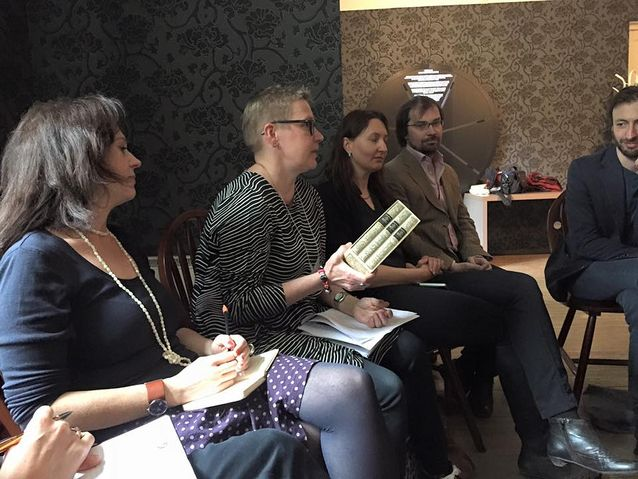 At the HeadRead Literature Festival in Tallinn in May 2015, an international critic and publishing group discussed forgotten European classics.