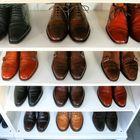 Järjestettiin kengät