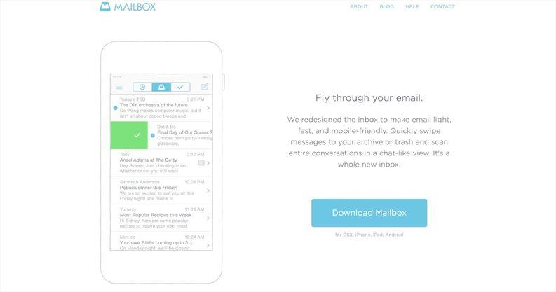Mailbox on loistava mobiili- ja työpöytä-applikaatio Dropboxin tekijöiltä. Ajatus on niinkin loistava, että Google tulee jo kovaa perässä!