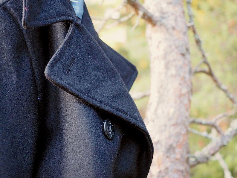 Etenkin mustan takin viimeistely ja materiaali ovat hintaluokkansa huippua.