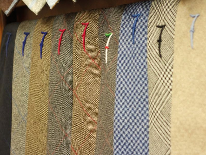You'll find the perfect 7-tie to suit you. The one and only souvenir for me from Milan.​
