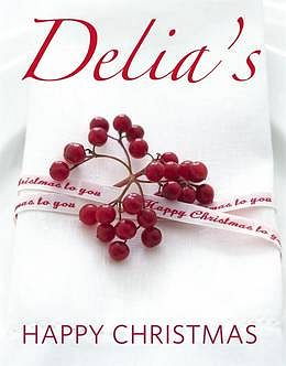 Delia Smith's Happy Christmas cookbook