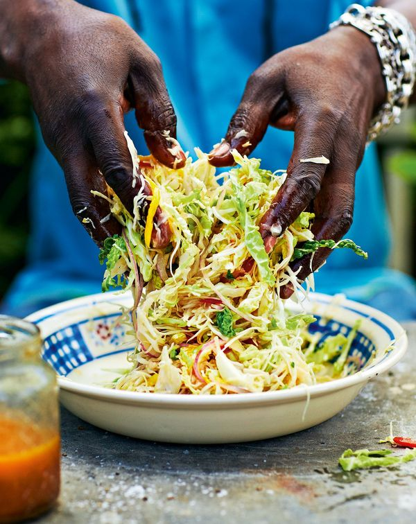 best levi roots bbq salad recipe
