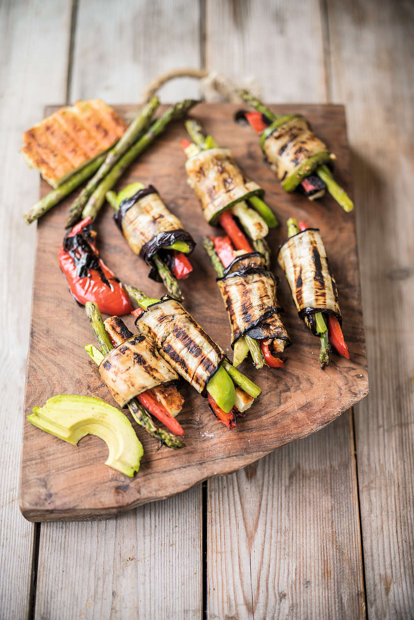 best vegetarian barbecue recipes