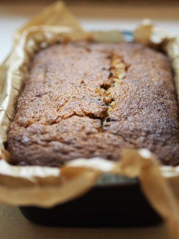 Banana Chocolate Loaf Cake Primrose Bakery