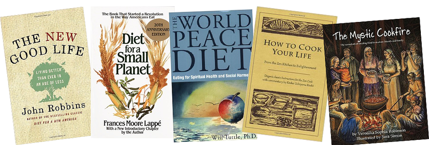 cookbooks that inspire lee the vegan