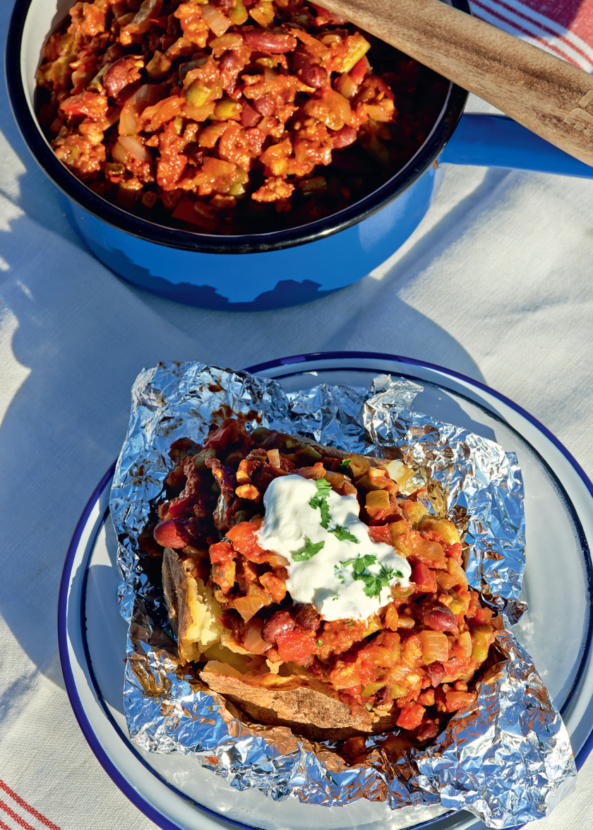 the best vegetarian chilli recipe