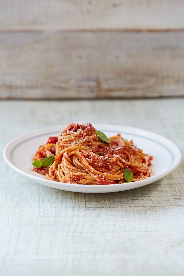 Jamie Oliver Tomato Spaghetti Recipe