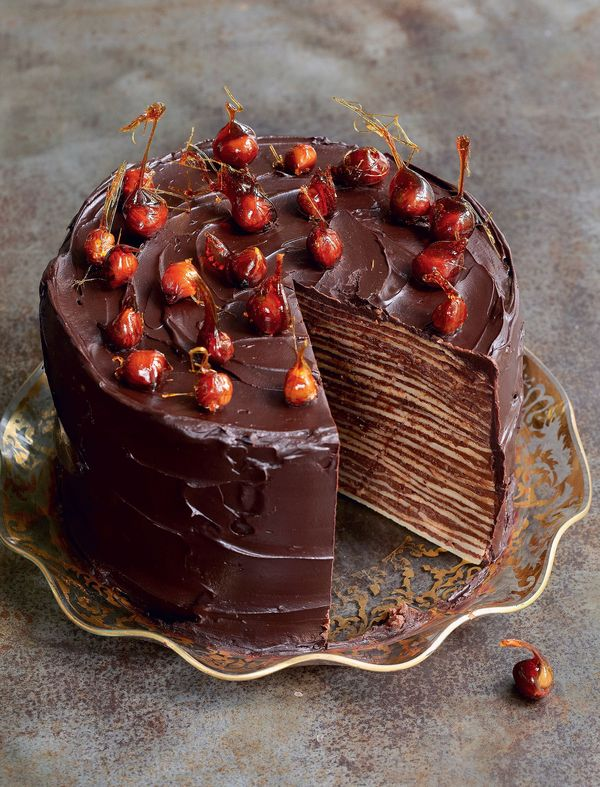 impressive chocolate desserts