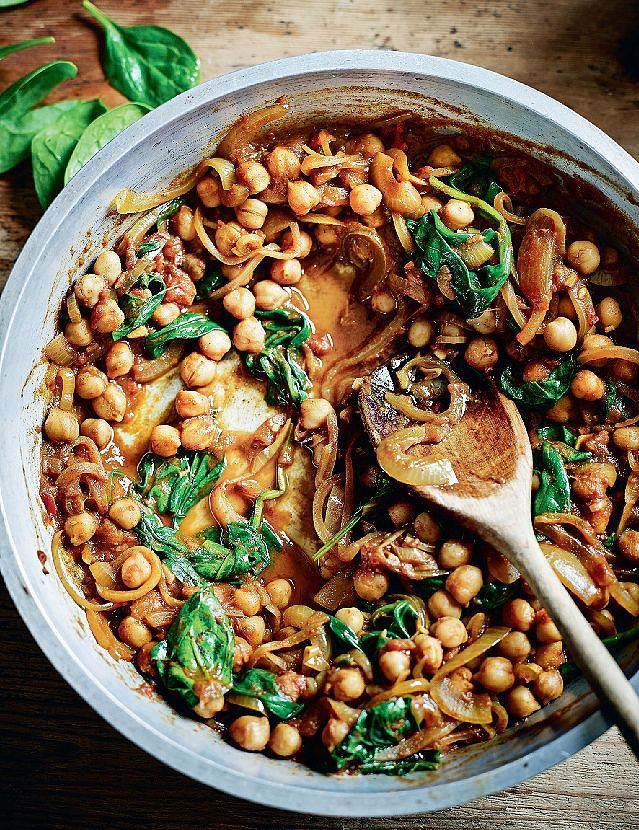 quick and easy vegetarian curry recipes