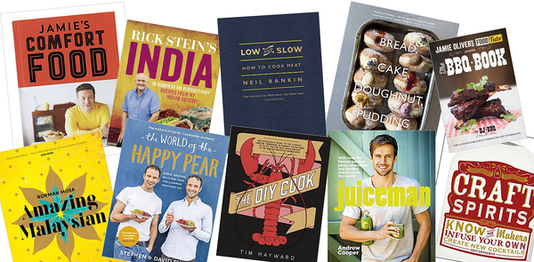 Top 10 Cookbooks for Father's Day