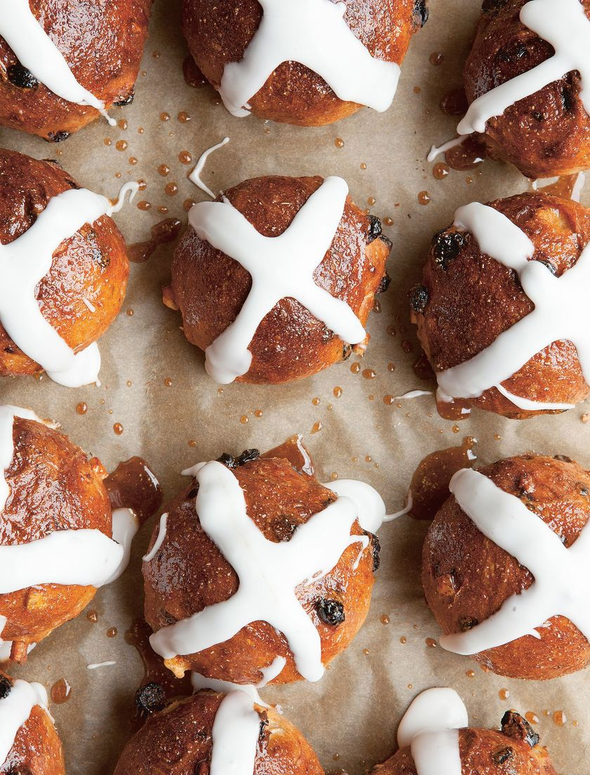 James Morton Best Hot cross Buns recipe for Easter