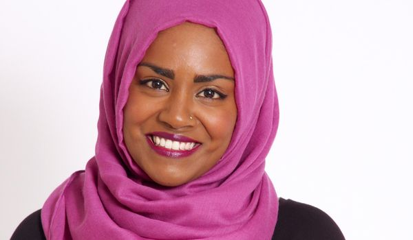 Meet Our New Author Great British Bake Off S Nadiya Hussain The Happy Foodie