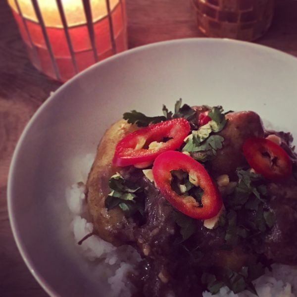 Gizzi Erskine Massaman Curry Instagram