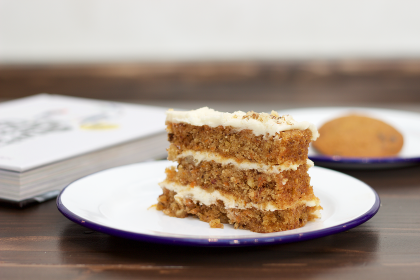 the good life eatery carrot cake