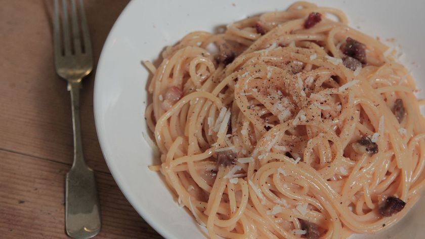 Spaghetti Carbonara Wine Pairing
