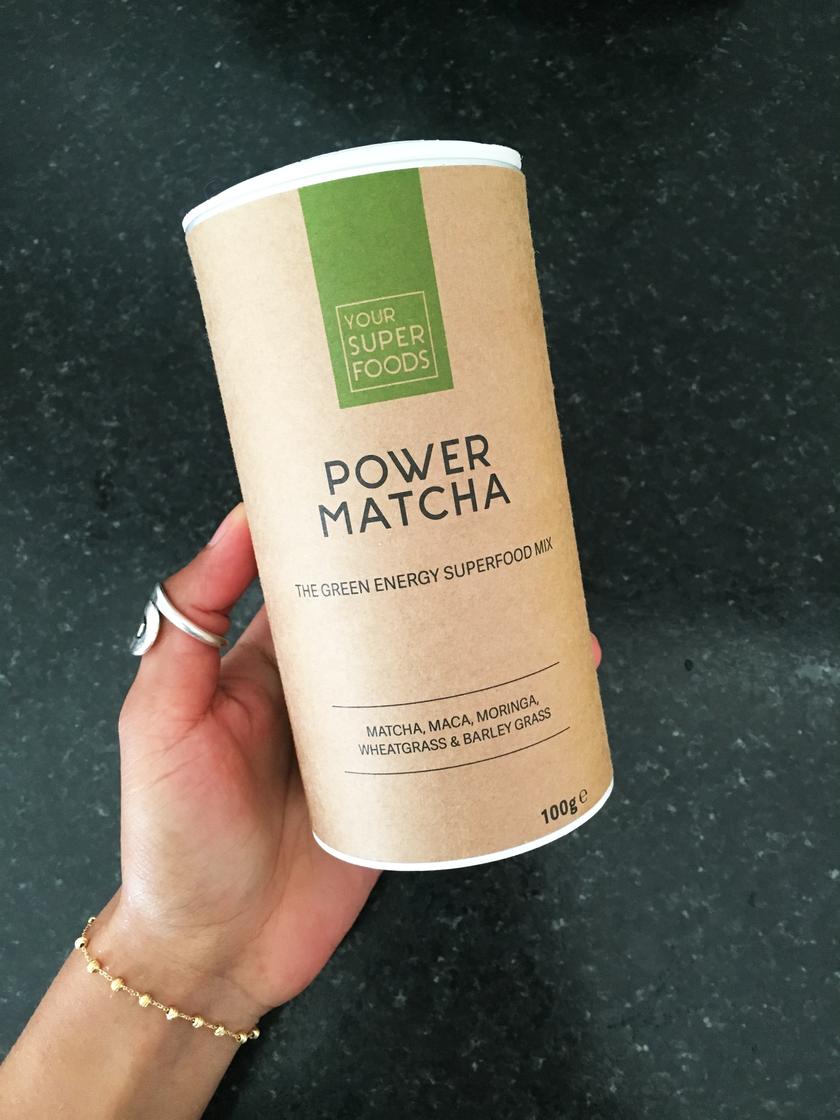 matcha powder juiceman