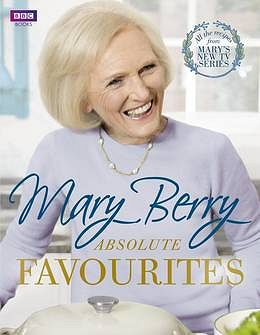 Mary Berry Absolute Favourites Cookbook Christmas Gift