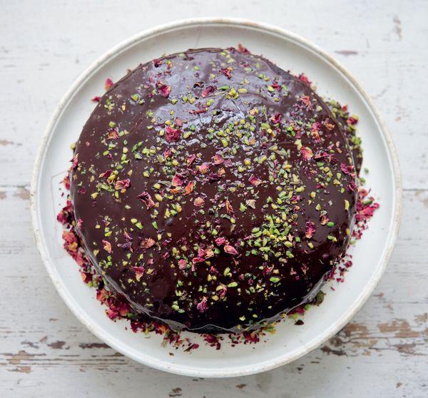 Nigella Lawson Valentines Chocolate Cake