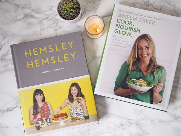 healthy cookbooks for mother's day