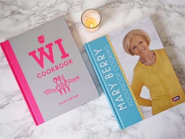 Classic cookbooks for mother's day