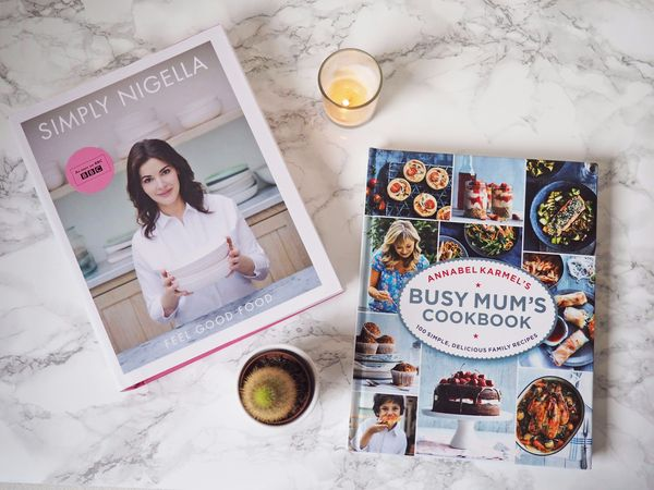 Favourite cookbooks for mother's day