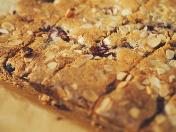 Primrose Bakery bakewell slice review