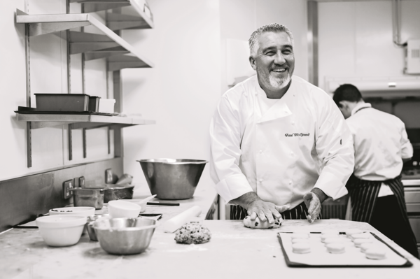 paul hollywood q&a