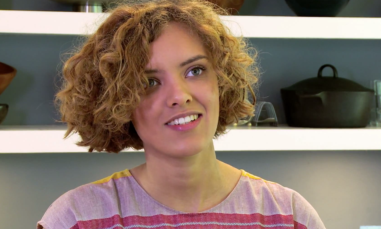 Watch Ruby Tandoh Discusses Crumb Ingredients The Happy