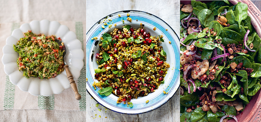 the perfect salad recipes