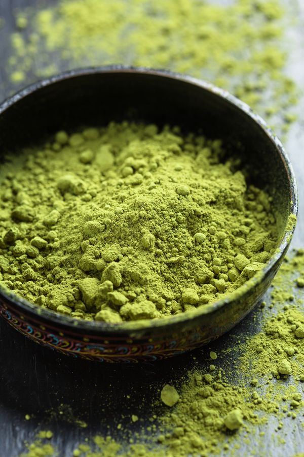 Matcha Tea Spring Baking