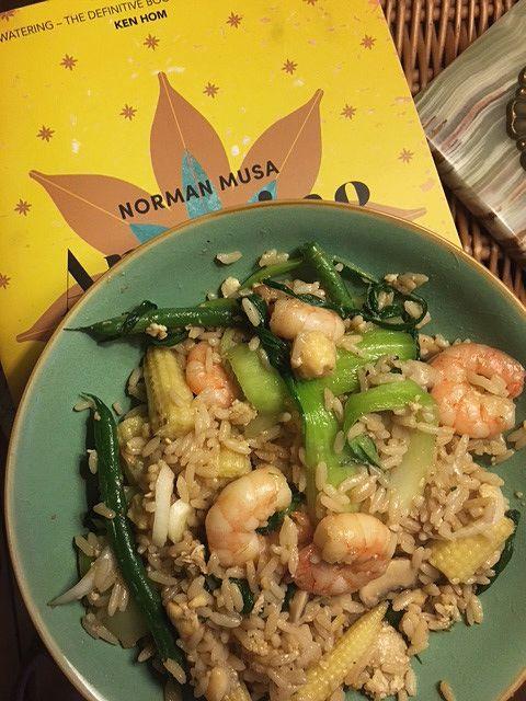 Recipe testing Amazing Malaysian