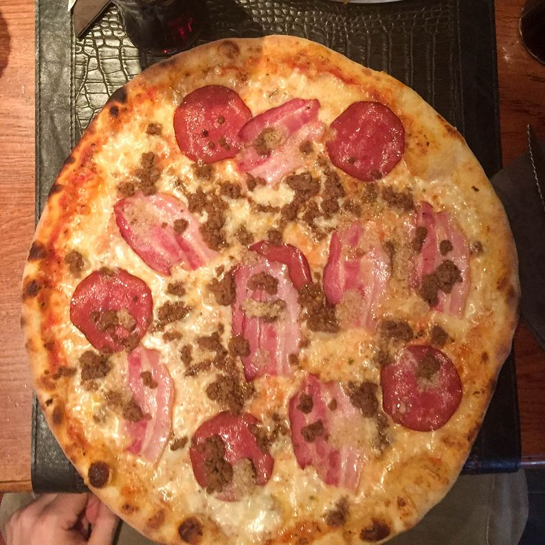 Paras Pizzakivi