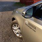 Toyotan uutta Keen-muotoilua