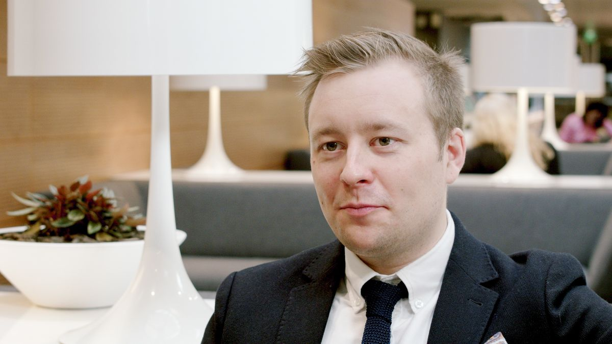 Juuso Kosonen, International Sales Manager, Halti Oy​