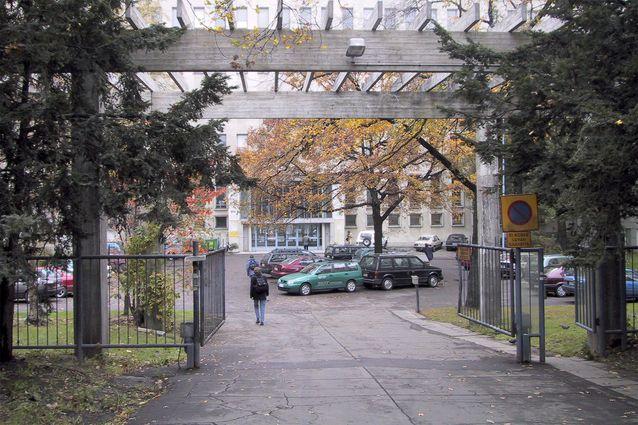 Filosofian oppiaine sijaitsee Helsingin yliopiston Metsätalolla. Kuva: Humanistinen tiedekunta