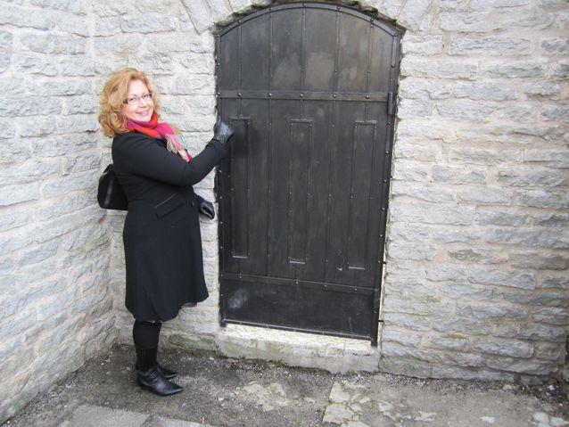 – Uudet ovet ovat avaamista ja uudet haasteet oppimista varten. Kuva: Raatteen Portti, Suomussalmi, Tuija Peltomaa