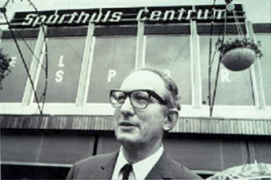 Piet Derksen, der Gründer von Center Parcs