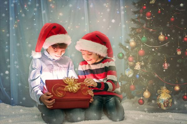 Selbstgebastelte Weihnachtsgeschenke besitzen ein besonders persönliche Note