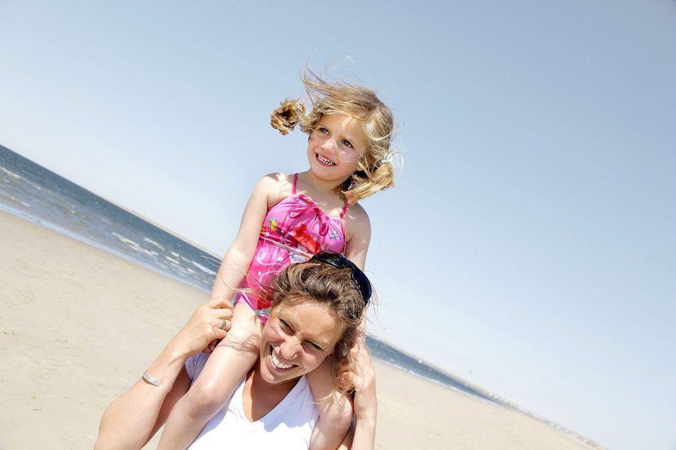 Sommer, Sonne, Strandspiele