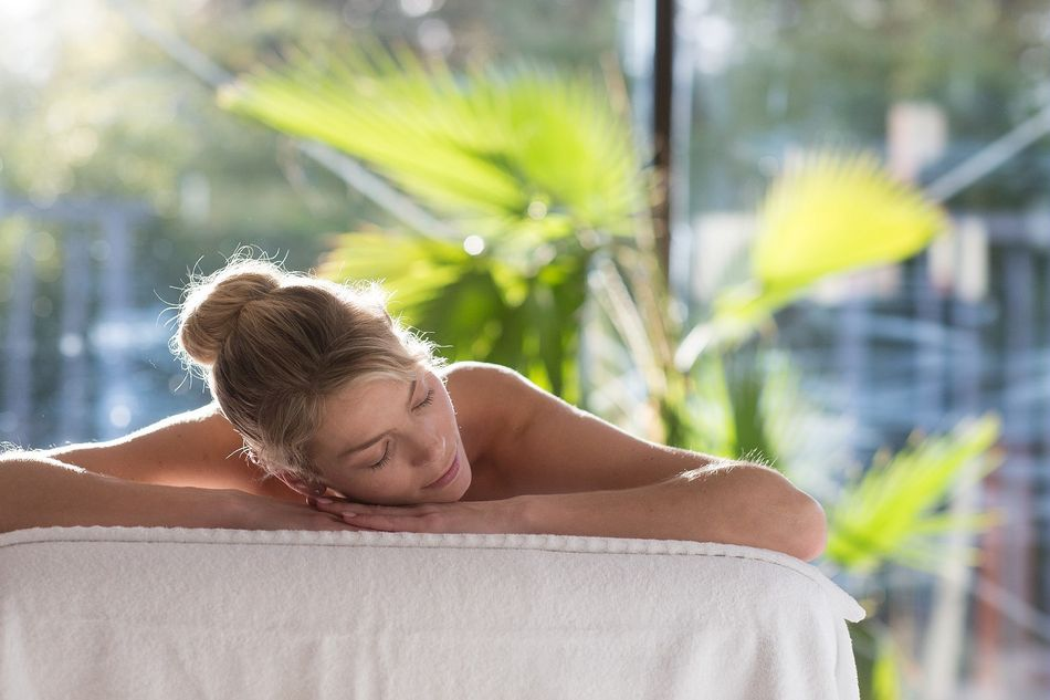 Entspannung pur im Wellness & Beauty Center in Het Heijderbos