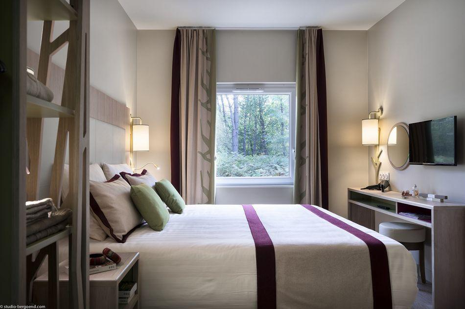 Schlafzimmer Eden-VIP-Ferienhaus