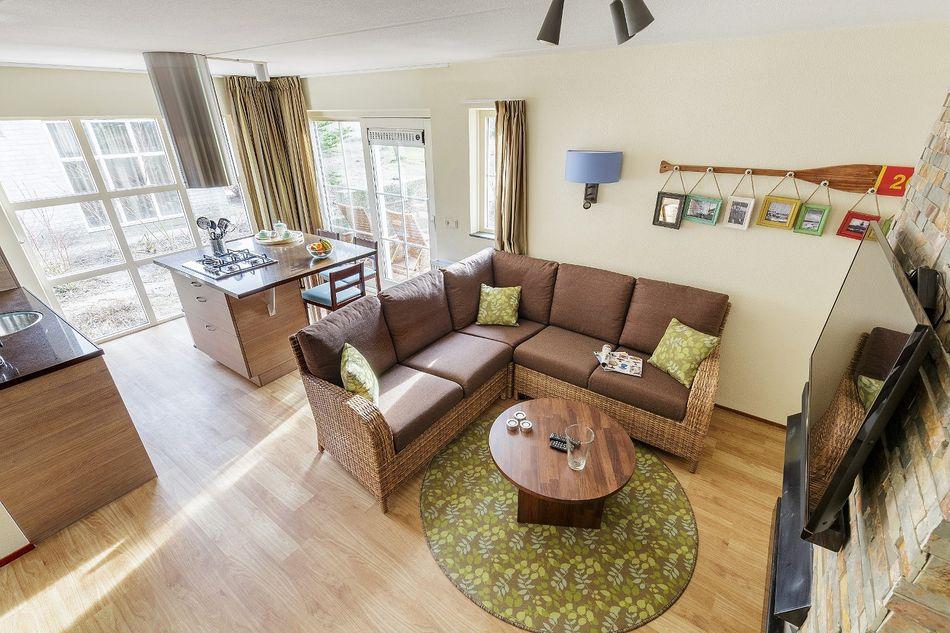 VIP-Ferienhaus für 4 Personen