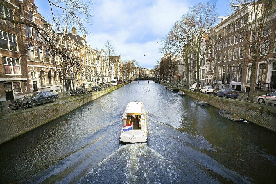 Amsterdam und seine Grachten