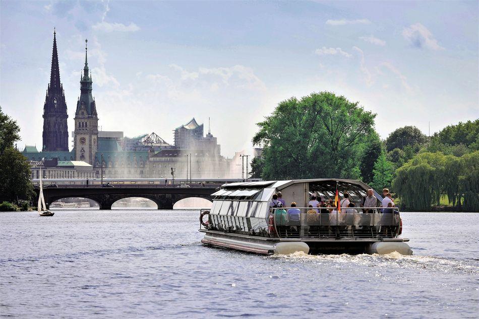 Immer eine Reise wert: Hamburg