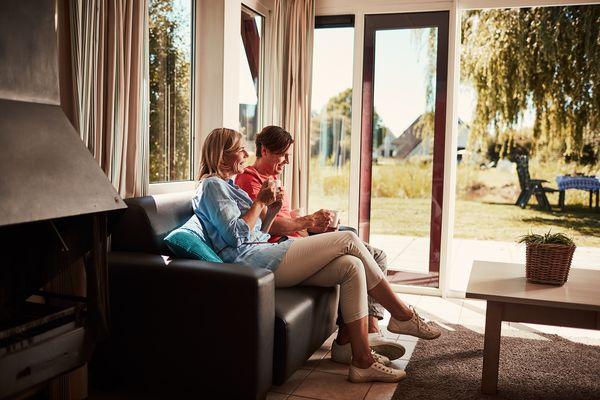 Bieten viel Komfort: die renovierten Ferienhäuser