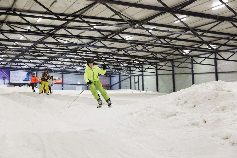 Schneevergnügen im Montana Snowcenter