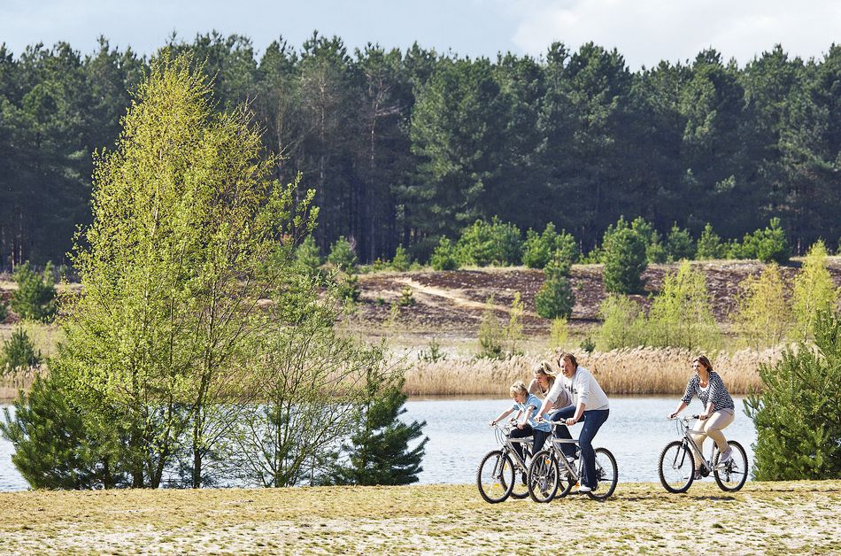 Mountainbike-Streckentest: De Vossemeren